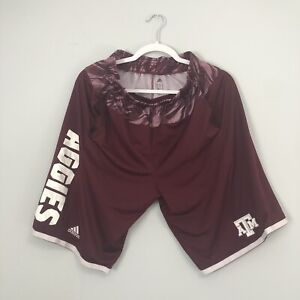 NCAA Texas A/&M Aggies Mens Primary Logo Shorts