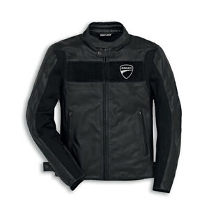 Leather Jacket Ducati Company by Dainese  981032154 size 54 in offer