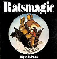 Ratsmagic by Anderson, Wayne; Logue, Christopher [Illustrator]