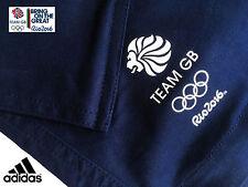 """ADIDAS Team GB RIO 2016 elite atleta Bermuda Cargo pantaloni corti taglia XS 26"""""""