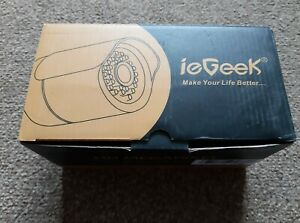 IeGeek outdoor security camera CT0414BKEU motion detection night vision wifi