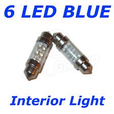 W5W Osram Halogen Cool Blue 5w Number Plate Light Bulbs 501 SAAB 9-5 97-10