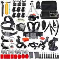 Accessories Kit Mount for Gopro go pro hero 8 7 6 5 Session 4 3/SJCAM/Xiaomi yi