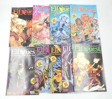 Elfquest / Abenteuer in der Elfenwelt - Carlsen Comics - Nr. 1 2 3 4 7 8 9 10 11
