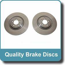 NEW Genuine Brake Engineering Front Pair of Quality Brake Discs 956489
