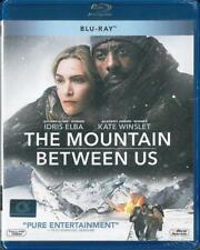 The Mountain Between Us (Blu-ray)  (Region A)   Idris Elba, Kate Winslet