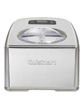 NEW Cuisinart Ice Cream Maker: Stainless Steel: ICE-100BCXA