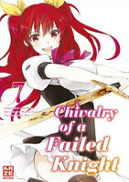 Chivalry of a Failed Knight 7 Manga