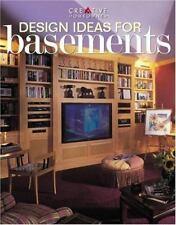 Design Ideas for Basements Family Bedroom Office Gym Baths Den Media Kalyn 2004