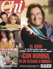Chi 2008 45.AL BANO,JOHN GALLIANO,CAROL ALT,PAOLA BARALE,JO CHAMPA,ELENA RUSSO