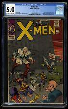 X-Men #11 CGC VG/FN 5.0 Off White to White 1st Stranger!