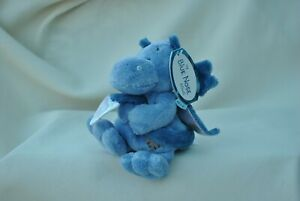 Flame the Dragon - No.82 ~ G73W0145 - Blue Nose Friends ~ ID tag, material tag