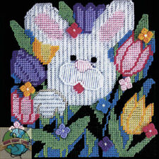 Plastic Canvas Kit ~ Design Works Easter Bunny Wall Hanging #DW1351 OOP SALE!