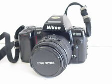 Nikon F-801 35 mm SLR Film Camera w/Sigma 28-70mm Lens