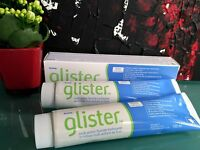 2 x 150 ml Zahnpasta GLISTER™  Zahncreme mit Fluorid von AMWAY™