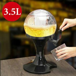 Wine Core Beer Tower Beverage Drink Dispenser Container Tabletop RestaurantB Jy