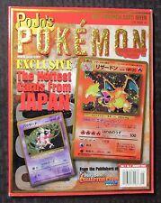 2000 Po Jo's Unofficial POKEMON Magazine v.1 #3 FVF 7.0 Price Guide