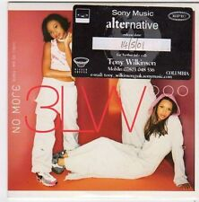 (FI610) 3LW, No More (Baby I'ma Do Right) - 2000 DJ CD