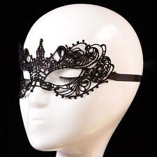 Women Sexy Lace Hollow Eye Face Mask Masquerade Ball Advanced Costume Dress 2018