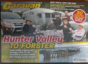 Caravan & Motorhome on Tour DVD Hunter Valley to Forster Issue 223