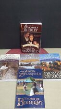 LDS Book Lot of 5 Anita Stansfield Paperback Books~Excellent Barrington Brierley