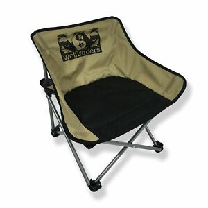 Wolftraders Lil'Wolf Lightweight Micro Collapsing Camp Chair for Kids and Adults