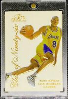 KOBE BRYANT 1996-97 FLAIR SHOWCASE RC ROOKIE CARD CLASS OF 96 CARD # 4 MINT