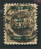 Memelgebiet 220III geprüft gestempelt 1923 Aushilfsausgabe (9039355