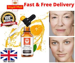 VITAMIN C Face Serum with 100% Hyaluronic acid Anti Ageing/Wrinkle face Retinol