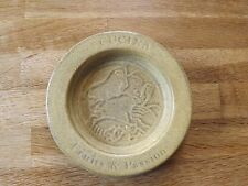 """Cucina Fruits and Passion Ceramic Dish Approx. 3"""" across"""