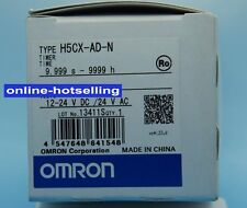 New Omron Timer H5CX-AD-N 12-24VDC #OH06