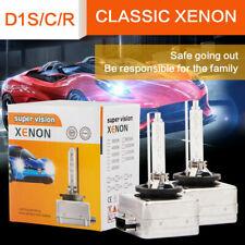 2x D1S D1C 35W Xenon Headlight Bulbs For AUDI BMW MERCEDES Replace PHILIPS OSRAM