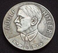 WW2 GERMAN COLLECTORS COIN GROSSDEUTSCHES REICH 1933 ADOLF HITLER WWII