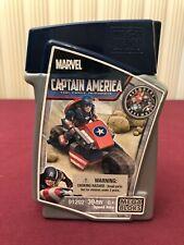 MEGA BLOKS Captain America 91202 Speed Bike New 1996