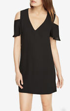 $New Women's Bcbg max azria Kia Cold-Shoulder Dress SZ 2 Style# WQR67K46