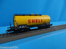 Marklin 46528-01 DB Four Axled Tanker Shell  Ep. III 582 412