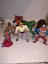 HE MAN Lot Battle Cat And Others