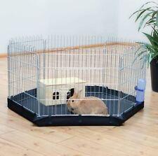 Trixie 6257 Nylon Floor For Enclosure, Black