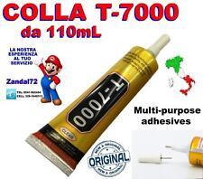 T-7000 BLACK 110mL COLLA MULTIUSO ZHANLIDA RIPARAZIONE FRAME LCD SAMSUNG APPLE