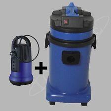 Wassersauger/Na�Ÿsauger/Sauger mit Pumpe/Wasser abpumpen Löbbecke Pump/Starkregen