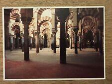 Vintage Cordoba Mesquita POSTCARD Spain España Córdoba