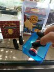 Finger Log Rolling Lumberjack Approved  in Box Gimmick Fun Gift