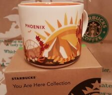 Starbucks coffee Mug/taza vaso/Phoenix You Are Here/Yah,! nuevo! con SKU I. box!