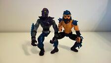 Shredder & Foot Soldier- Teenage Mutant Ninja Turtles - TMNT - Action Figure