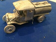 ULRICH COLLECTION O SCALE 1/48 On3 MODEL T FORD OIL TANKER   ALL METAL