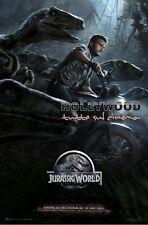 Jurassic World 2015 Poster Film Originale Italiano 70x100cm