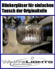 Noir Clignotants-verres Ducati 748/916/996/ss Monster 600/900, teinté signals