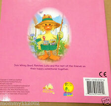 Little Suzy's Zoo Witzy's Colorful Garden BOARD BOOK illustrated Suzy Spafford N