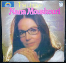 THE UNIQUE NANA MOUSKOURI VINYL LP AUSTRALIA