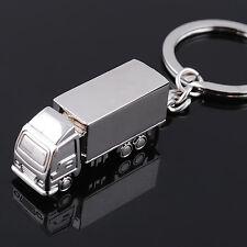 Catchy Best Metal Truck Lorry Car Key Ring Keyfob Keychain Creative Gift _GG
